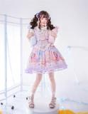Cat Can -Bear Candy- Sweet Lolita JSK