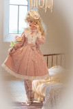 Alice Girl -The Roses- Embroidered Classic Lolita OP Dress