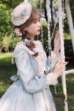 Alice Girl -The Roses- Classic Lolita Hat