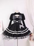 Alice Girl -Little Cat- Sweet Lolita Salopettes