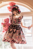 Chemical Romance -Happy Birthday- Sweet Lolita JSK