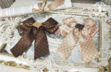 Miss Point -Chocolate Weekly Newspaper- Classic Casual Lolita Accessories