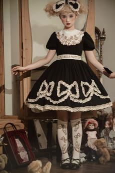 Dolls Party -Puppet Box- Sweet Lolita Doll OP Dress