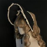 Dolls Party -Puppet Box- Sweet Lolita Headdress and Socks