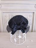Alice Girl -TubeRose- Classic Lolita Headbow and Hat