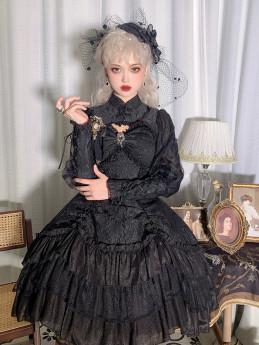 Alice Girl -TubeRose- Classic Lolita JSK and Topwear