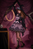 Kiyana -Candy Carnival- Halloween Sweet Gothic Lolita Dress Full Set