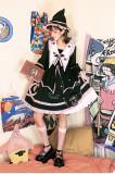 Brocade Garden -Magic House- Halloween Gothic Lolita OP Dress