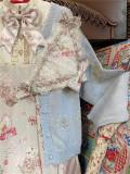 Moonlight Tavern - Cat Mailbox- Classic Vintage Lolita Headdress and Gloves