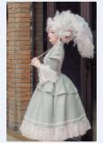 Withpuji -Princess Mary- Classic Vintage Lolita OP Dress