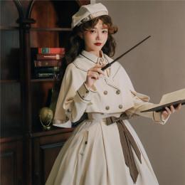 Chapter of Mist Classic Lolita Beret