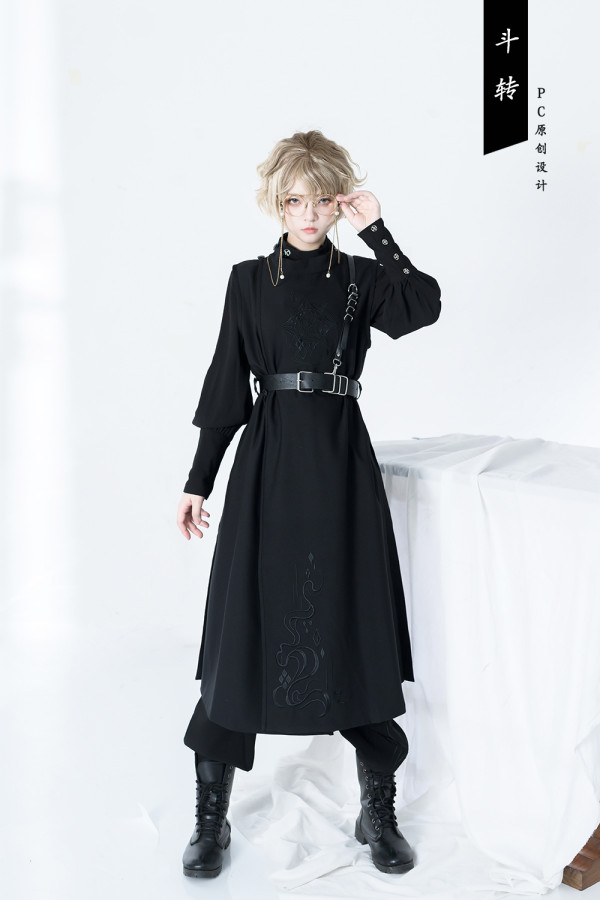 Princess Chronicles -Time Fly- Ouji Lolita Long Jacket and Cape