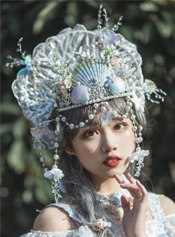 Lady Miao -Princess Jellyfish- Fantastic Pricess Lolita Crown