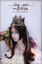 One Night Language - Gothic Lolita Crown