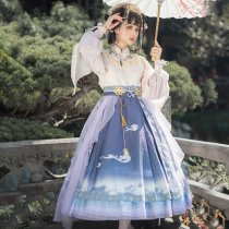 Lotus Garden Qi Lolita Full Set