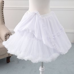 A-line Shaped 45cm Long Lolita Petticoat