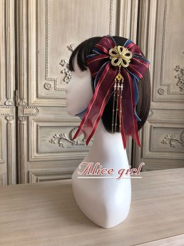 Alice Girl -Disturbed Magpie- Qi Lolita Headdress