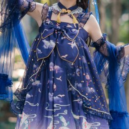 CYLolita -Moon Rabbit- Qi Lolita Accessories