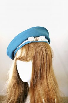 Sweet Chocolate -The Prelude of Winter- Lolita Beret and Headbow