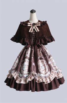 Milu Orig - Sweet Lolita JSK and Cape
