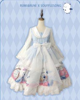 Neverland - Sweet Lolita One Piece Dress