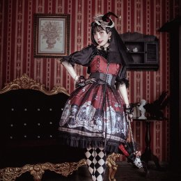 Sweety Honey -Night Shines- Gothic Lolita JSK