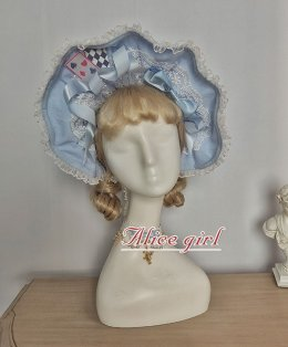 Alice Girl -Alice- Lolita Headdress