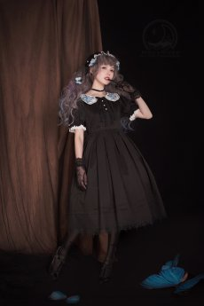 Moon River Lolita OP and JSK Dress