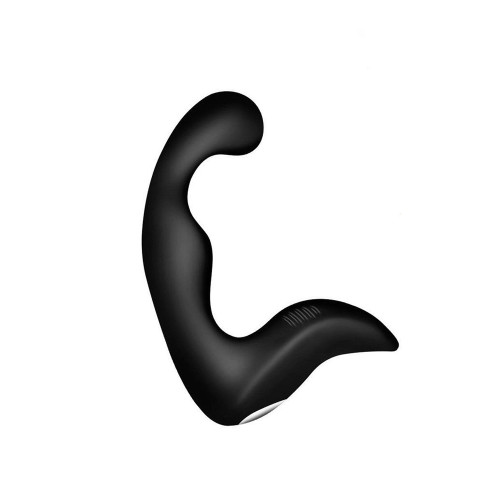 Vibrating Prostate Massager Vibrator 9 Speed Anal Butt Plug