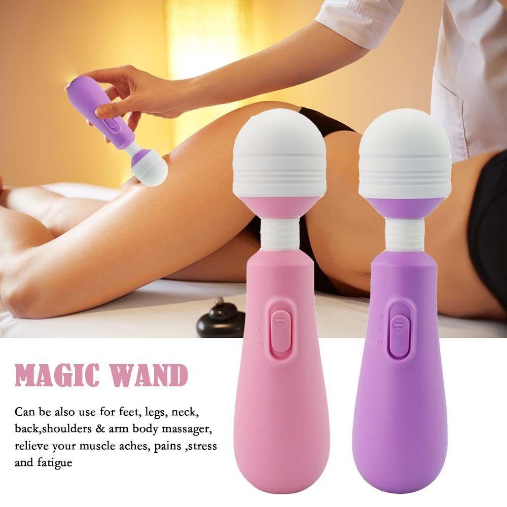 Magic Wand Vibrator Massager