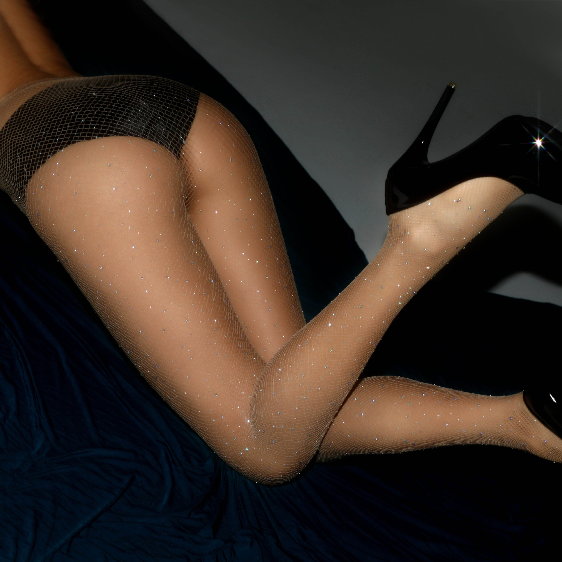 Diamond Fishnet Hosiery Pantyhose Tights Fashion Stockings