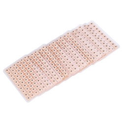 CkeyiN 600pcs/lot Ear Stickers Auricular Therapy Massage Acupuncture Ear Press Vaccaria Seed Plaster
