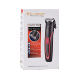 CkeyiN Portable Hair Trimmer for Men High Performance Haircut Kit Men's Rechargeable Hair Clipper