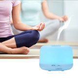 CkeyiN 300ml 3 in 1 Mist Air Humidifier Essential Oil Aroma Diffuser Purifier for Household Office