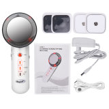 CkeyiN 3 in 1 Ultrasonic Infrared EMS Face Body Slimming Skin Firming Beautifying Machine Massager