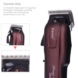CkeyiN Professional Hair Clipper Rechargeable Cordless Hair Trimmer Hair Cutting Machine for Baby Children Adults