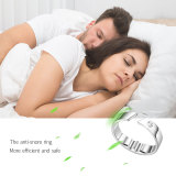 CkeyiN Anti Snoring Ring Acupressure Treatment Stop Snore Device Finger Ring Sleeping Breathing Aid