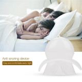 CkeyiN Medical Silicone Anti Snoring Tongue Retaining Device Snore Solution Aid Sleeve Sleep Breathing Apnea Night Guard