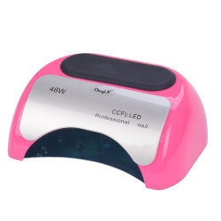 CkeyiN 48W CCFL+LED UV Lamp Nail Dryer Nail Art Gel Curing Automatic Induction Timer Setting Nail Art Tools