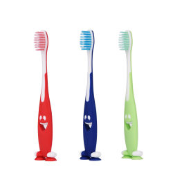 CkeyiN 3pcs Cartoon Child's Toothbrush