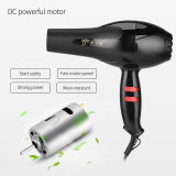CkeyiN 1250W Professional Hair Dryer with 3 Temperature and 2 Speed Setting Blow Dryer