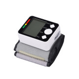 CkeyiN Wrist Automatic Blood Pressure Monitor Portable Sphygmomanometer Monitor with LCD Screen and Wrist Cuff