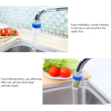 CkeyiN Mini Water Quality Detector Faucet Tap Water Purifier Filter