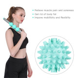 CkeyiN Muscle Roller Massage Stick for Reduce Muscle Soreness, Tighness Sports Body Massage Tool