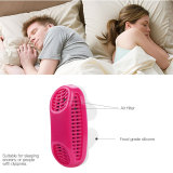 CkeyiN 2 in 1 Anti Snoring Device Air Purifier Nose Breathing Apparatus Stop Snoring Nose Clip Sleep Aid