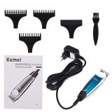 CkeyiN Portable Hair Clipper Electronic Hair Cutting Kit with Sharp Blade Hair Trimmer