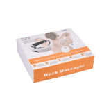 CkeyiN Cervical Physiotherapy Massager for Neck, Back, Waist, Leg Pain Relieve Portable Fully Body Massager in Home, Office, Car