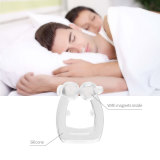CkeyiN 5Pcs/lot Mini Silicone Magnetic Anti Snoring Device Stop Snoring Nose Clip Sleep Aid