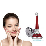 CkeyiN Gyro Shape Face Eye Massager Magnetic Microvibration Facial Massager Electric Beauty Massage Tool