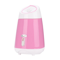 CkeyiN Nano Ionic Mist Facial Steamer Hot Mist Moisturizing Face Sprayer Humidifier with Auto-power off function